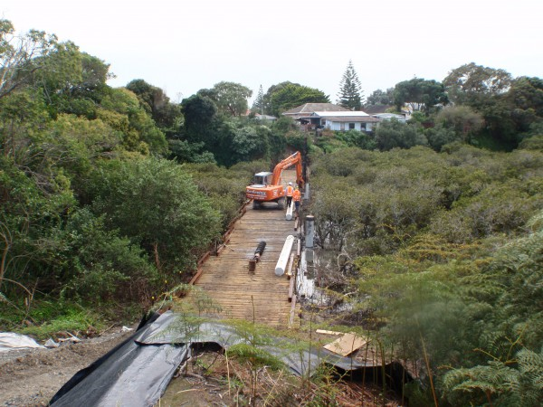 Otahuhu East Branch Sewer