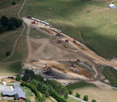 Bulk Watermain Construction - Hunua