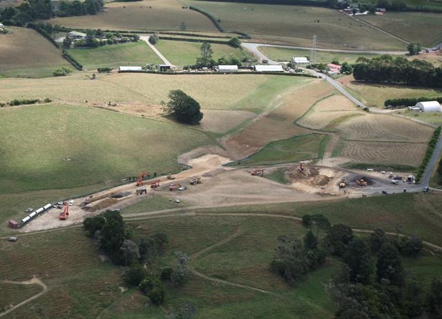 Bulk Watermain Construction