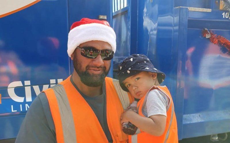 Santa Tas Greenhithe Santa Parade