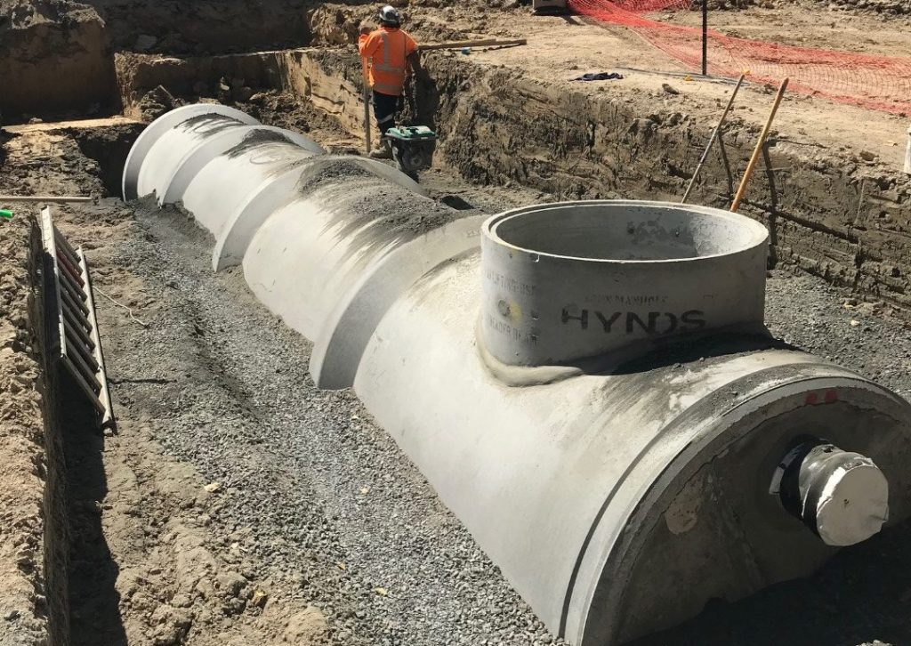 Onsite Stormwater Management