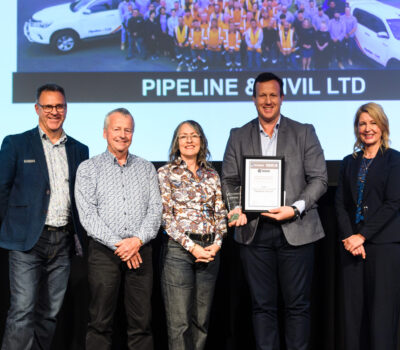 Civil Contractors NZ annual conference at Te Papa, Wellington. Photo copyright Mark Coote for CCNZ.